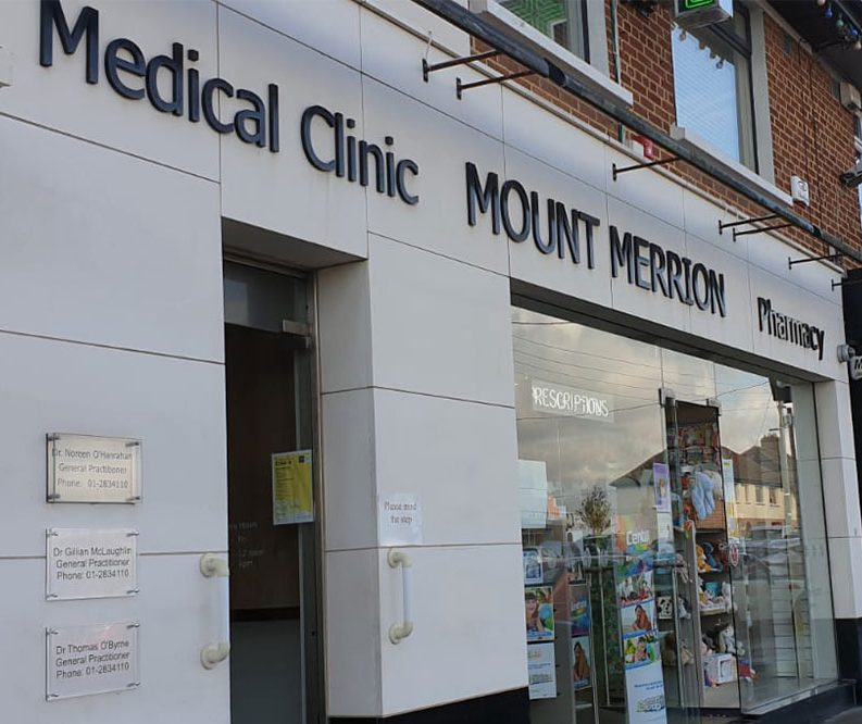 mount Merrion medical clinic